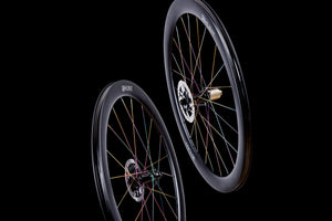 Oil-Slick Spokes