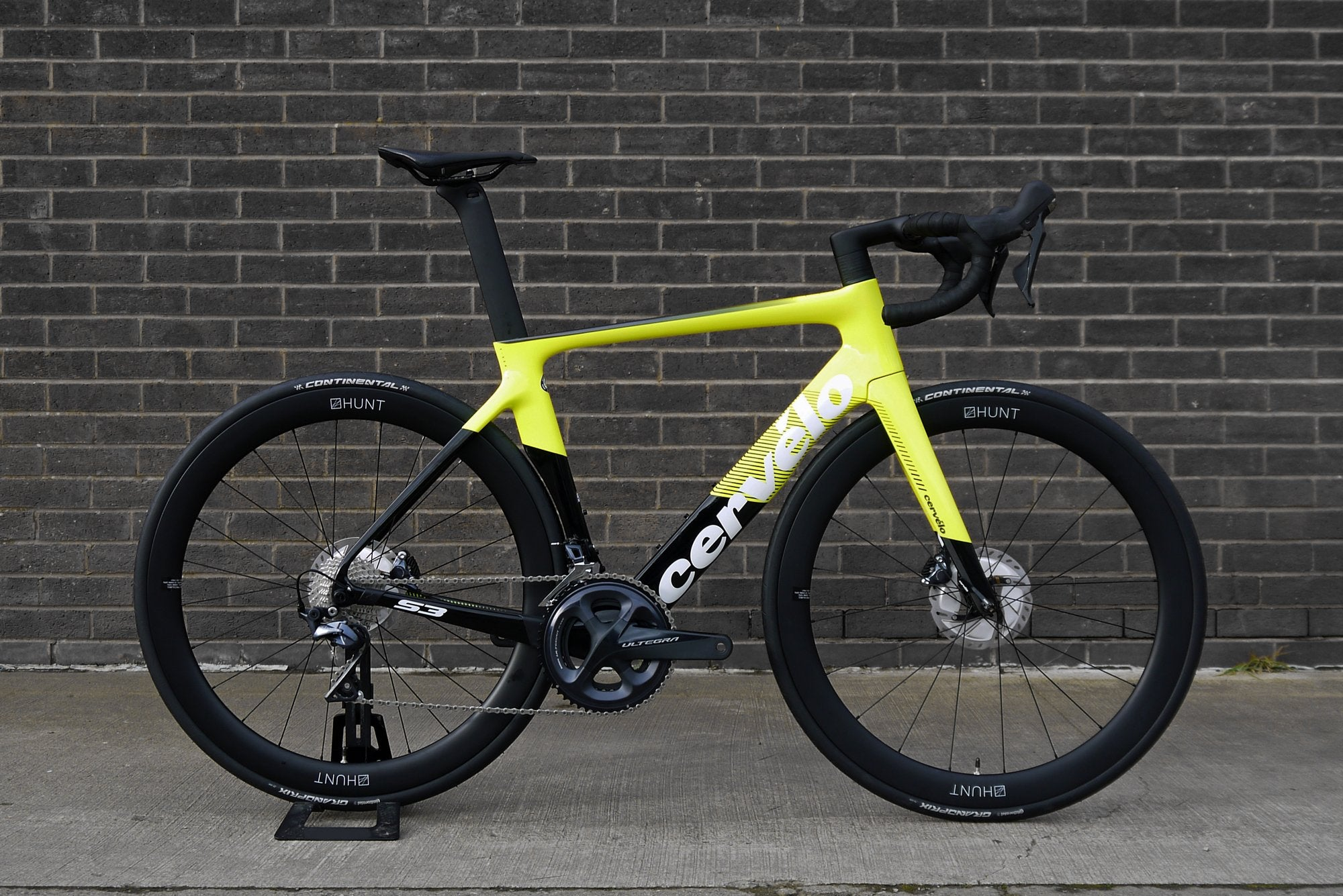 <h1>Dream Build</h1><i>Cervelo S3 built by Epic Cycles Ludlow</i>