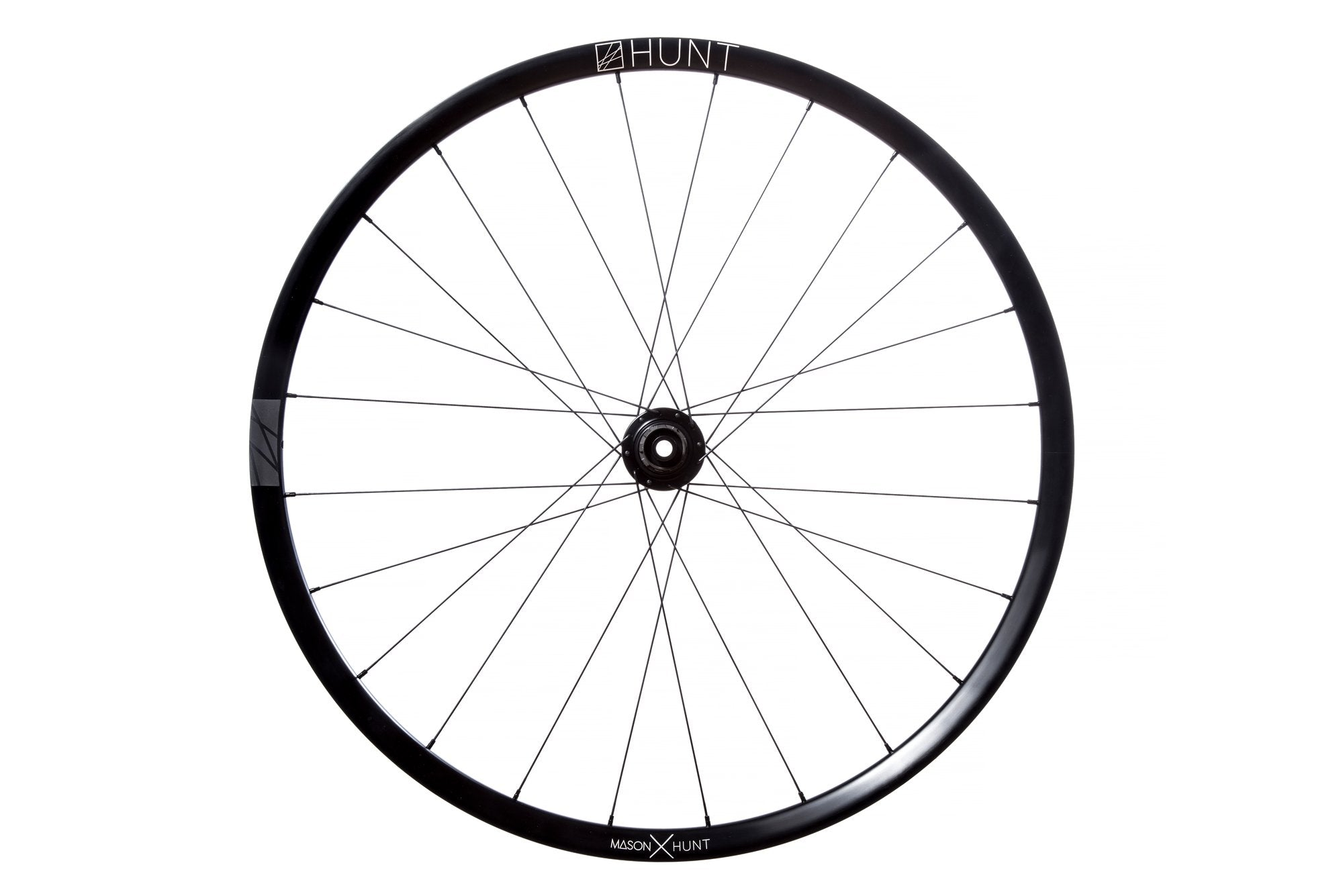 <h1>Spokes</h1><i>We chose the top-of-the-range Pillar Spoke Re-enforcement PSR XTRA models. These butted spokes are lighter and provide a greater degree of elasticity to maintain tensions and add fatigue resistance. These PSR J-bend spokes feature the 2.2 width at the spoke head providing more material in this high stress area. The nipples come with a square head so you can achieve precise tensioning. Combining these components well is key which is why all HUNT wheels are hand-built.</i>