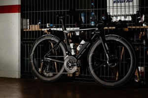 <h1>Dream Build</h1><i>Team Qhubeka Assos's Victor Campanaerts BMC TeamMachine Road</i>