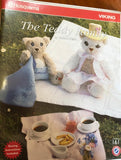 Husqvarna Viking EMBROIDERY CARD 161 The Teddy Family