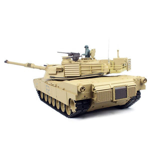 🔥 40% OFF - 2.4G 1/16 M1A2 Abrams sand