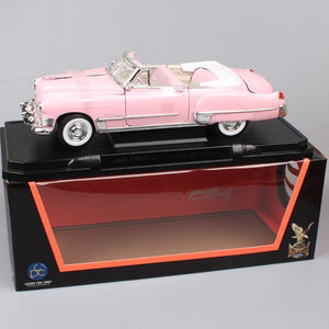 🔥60% OFF ONLY 39.99🔥1:18 Large Scale Classic old luxury 1949 CADILLAC COUPE DE VILLE convertible DEVILLE Diecasts Vehicles & Car toys model Replicas