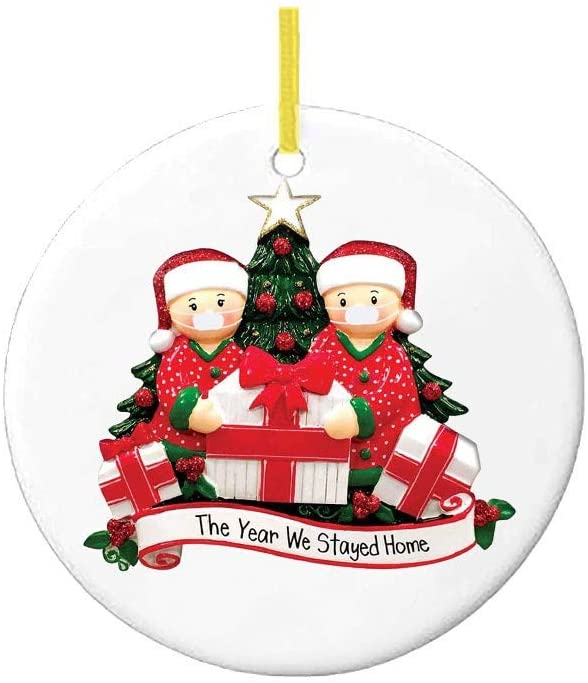 🎄2020 Annual Events Christmas Ornament🎄25
