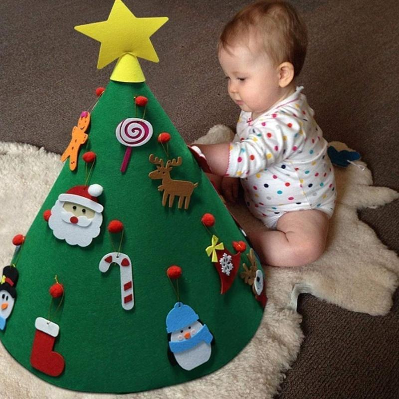 🎄3D DIY Toddler Christmas Tree🎄