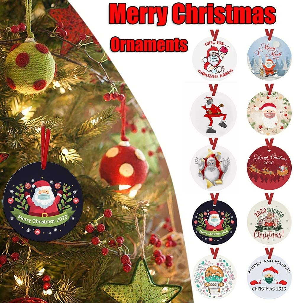 🎄2020 Annual Events Christmas Ornament🎄8