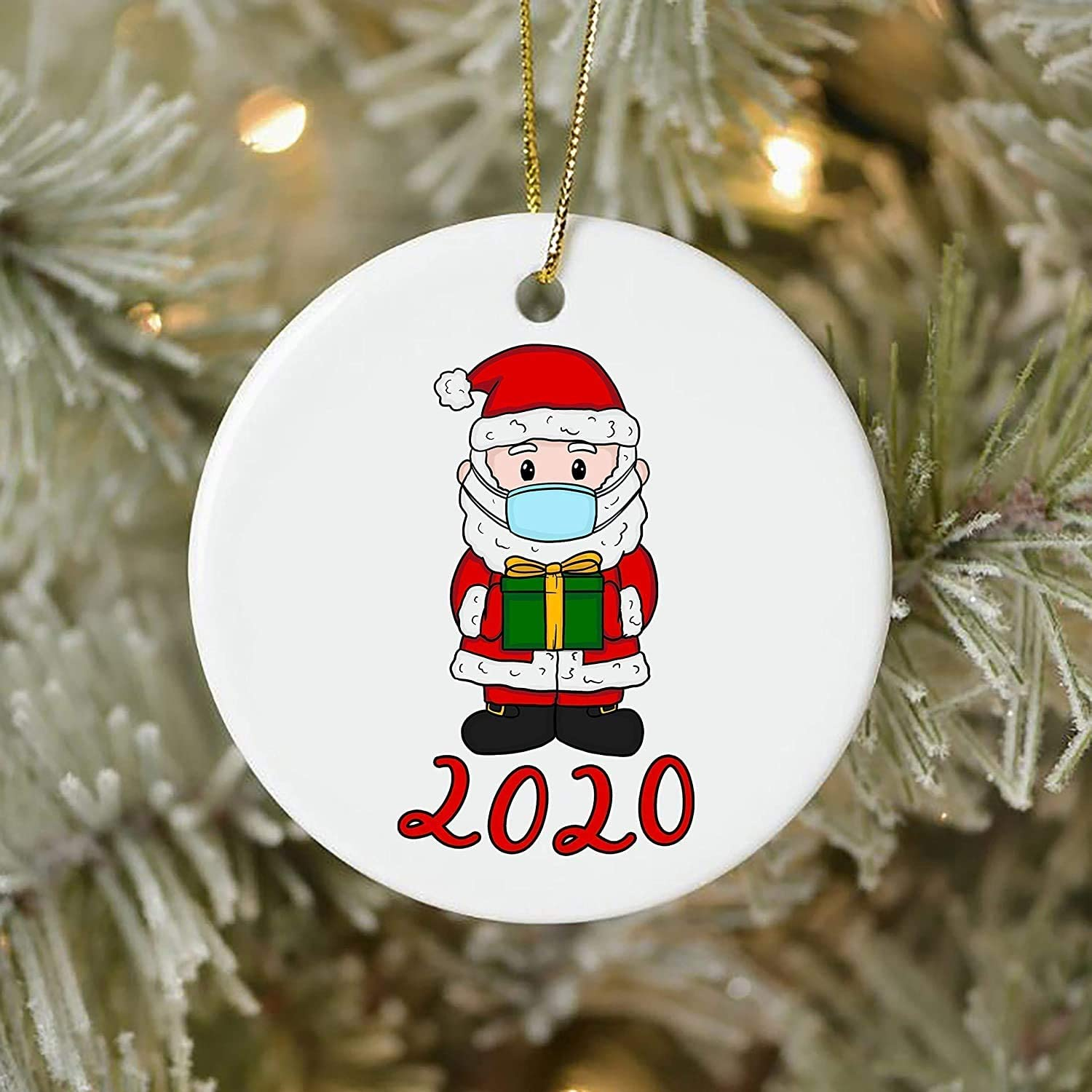 🎄2020 Annual Events Christmas Ornament🎄6