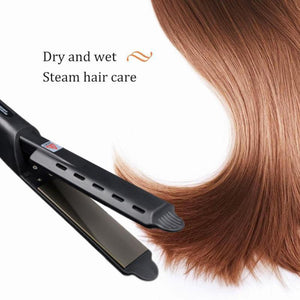 ($19.99 LAST 2 DAYS)Ceramic Tourmaline Ionic Flat Iron Hair Straightener