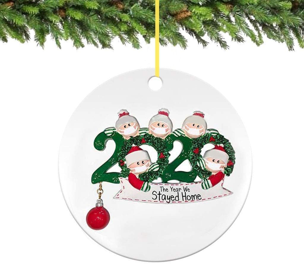 🎄2020 Annual Events Christmas Ornament🎄24