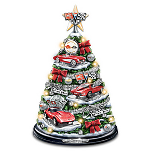 Corvette Christmas Tree