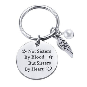 🔥Only $4 Get The Second One🔥Sisterhood Key Chain