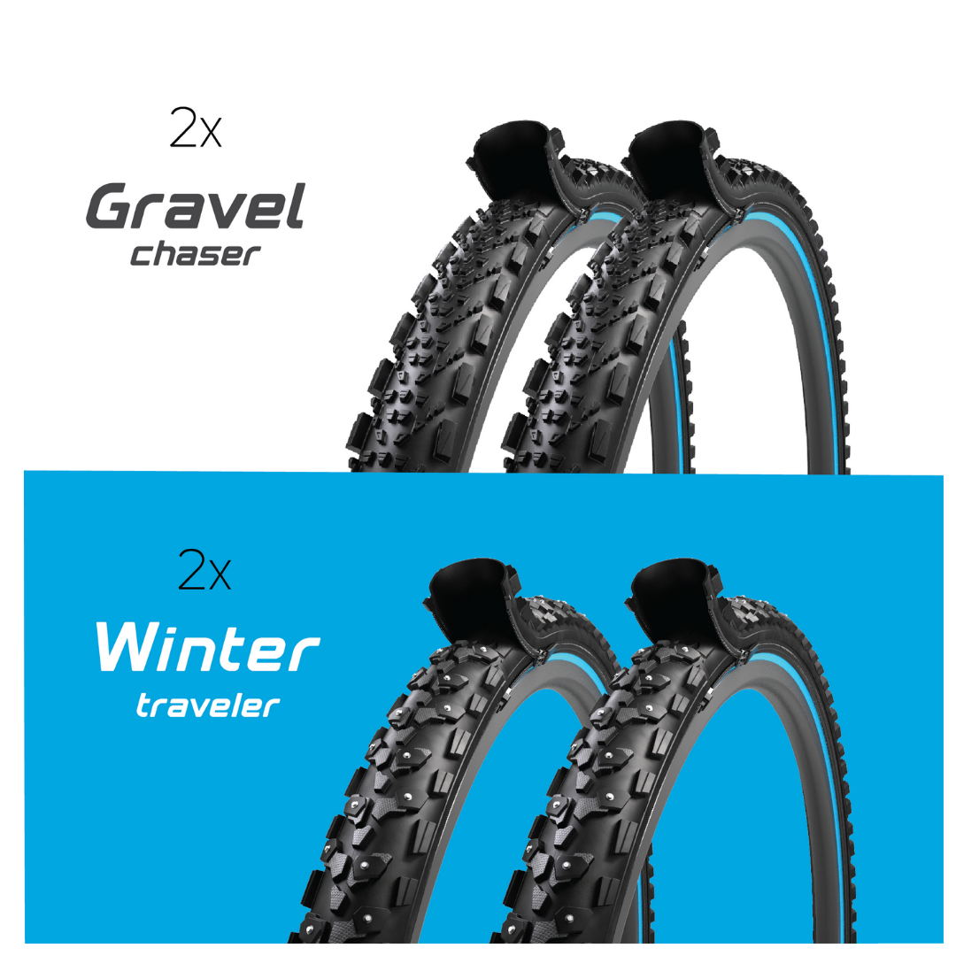 All-Year Bundle (w. Gravel Chaser)