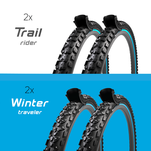 All-Year Bundle (w. Trail Rider)