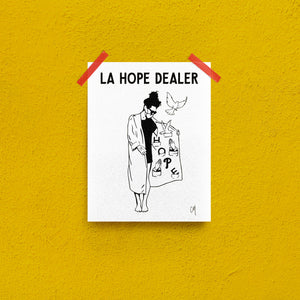 Open image in slideshow, La Philly Hope Dealer Print Download