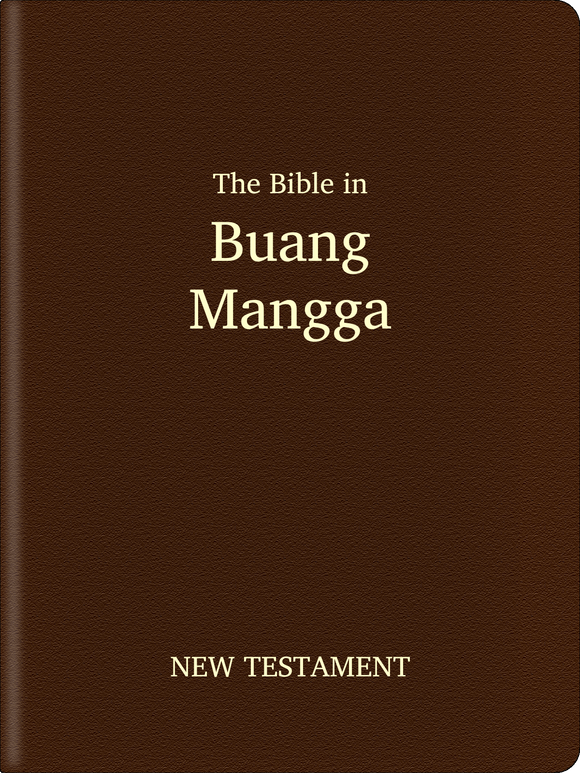 Buang, Mangga Bible - New Testament