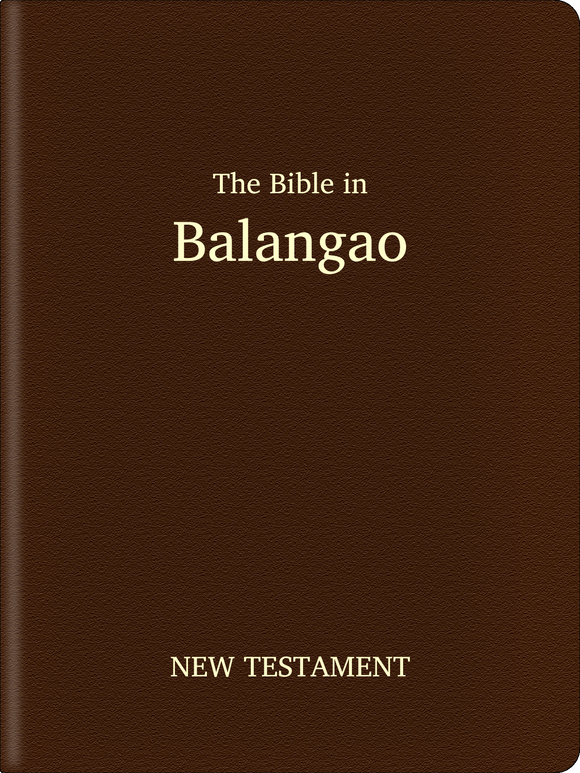 Balangao Bible - New Testament