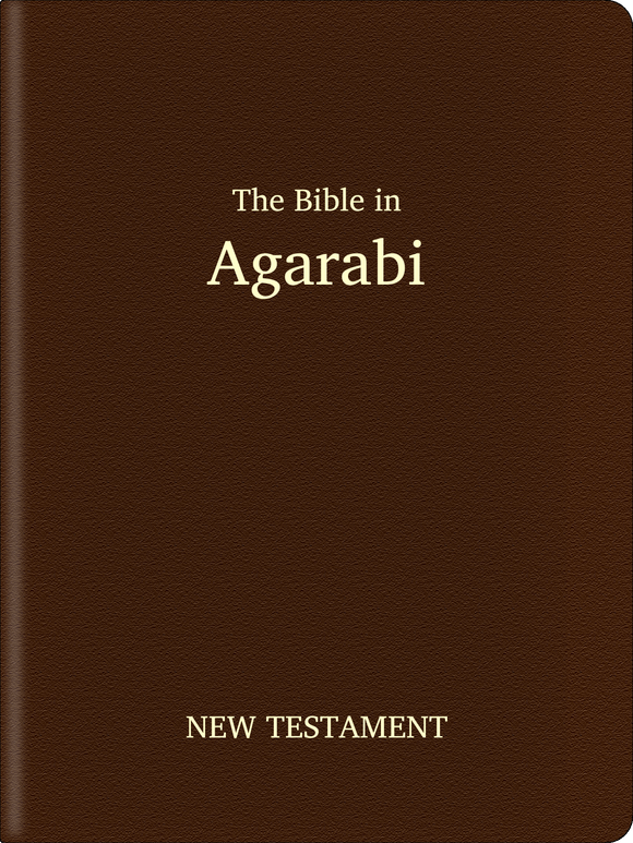 Agarabi Bible - New Testament