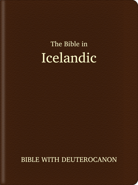 Icelandic (Íslenska) Bible - Bible with Deuterocanon