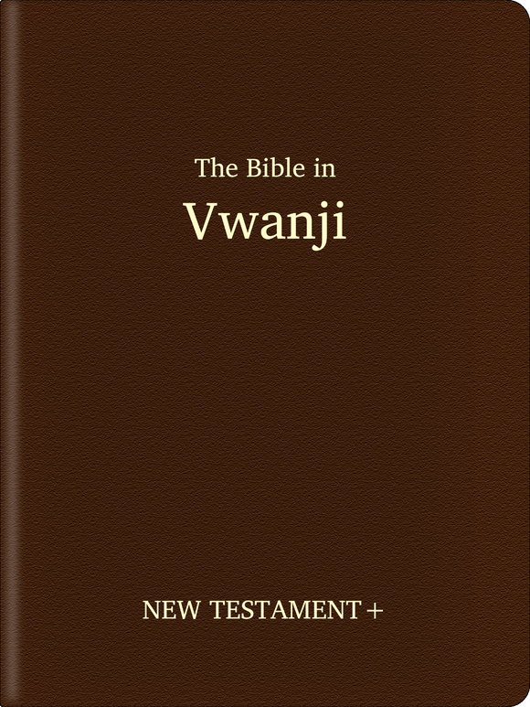 Vwanji Bible - New Testament+