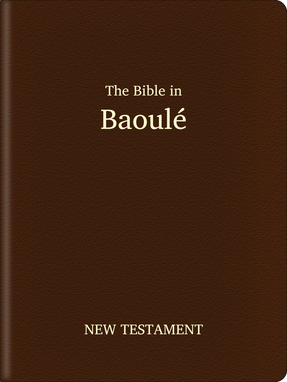 Baoulé (Baoulé) Bible - New Testament