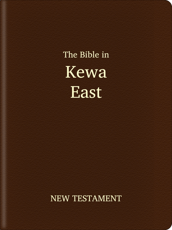 Kewa, East Bible - New Testament