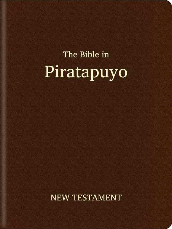 Piratapuyo Bible - New Testament