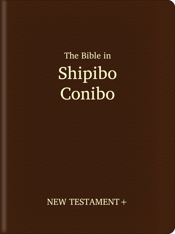 Shipibo-Conibo Bible - New Testament+