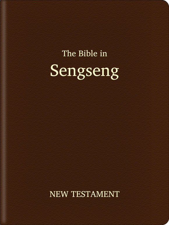 Sengseng Bible - New Testament