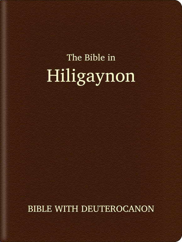 Hiligaynon (Ilonggo) Bible - Bible with Deuterocanon