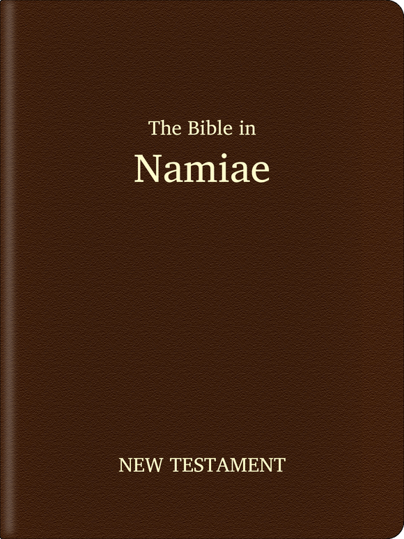 Namiae Bible - New Testament