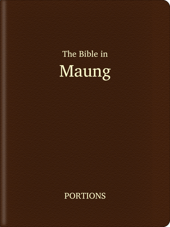 Maung Bible - Portions