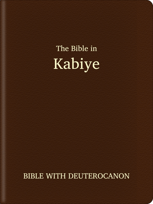 Kabiye (Kabiyè) Bible - Bible with Deuterocanon