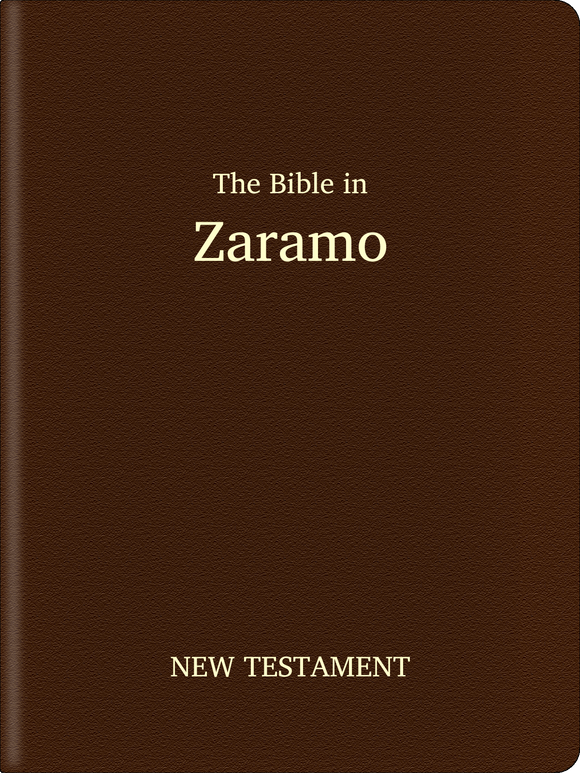 Zaramo (Kizalamo) Bible - New Testament