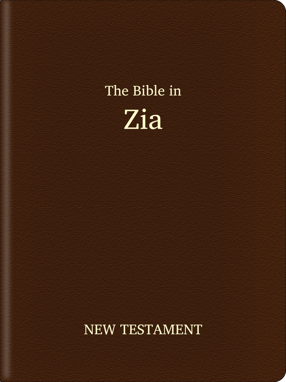 Zia Bible - New Testament