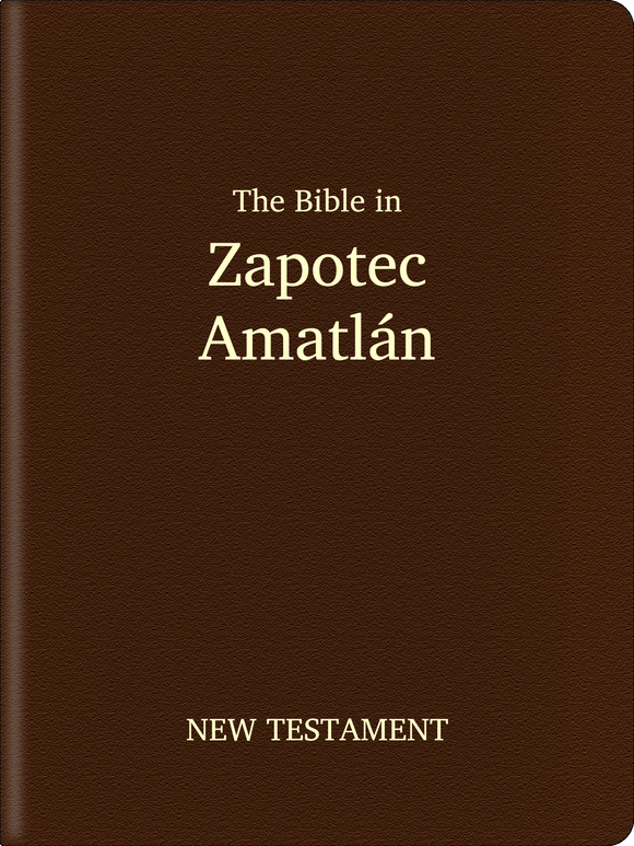 Zapotec, Amatlán Bible - New Testament