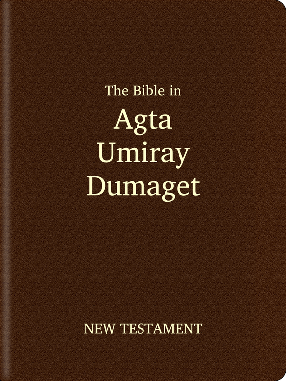 Agta, Umiray Dumaget Bible - New Testament