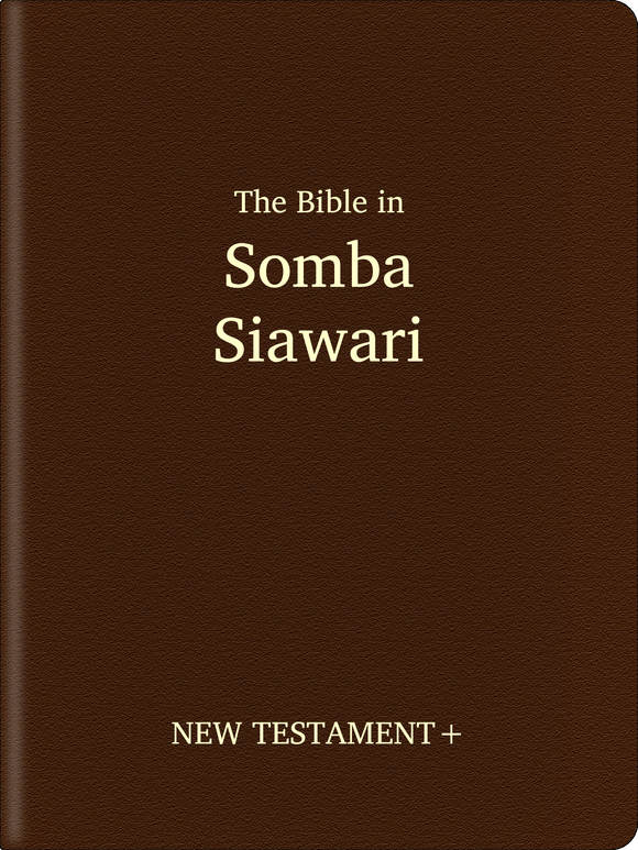 Somba-Siawari Bible - New Testament+