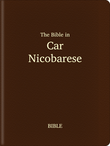 Car Nicobarese (Pu) Bible