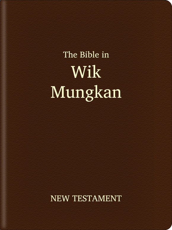 Wik-Mungkan Bible - New Testament