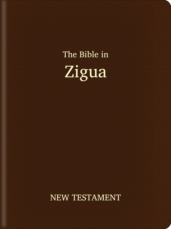 Zigua (Zigula) Bible - New Testament