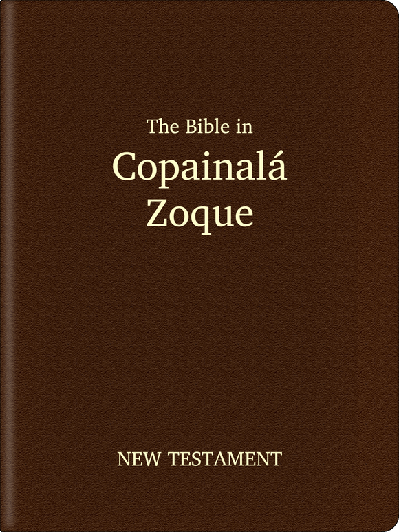 Copainalá Zoque Bible - New Testament
