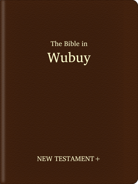 Wubuy (Nunggubuyu) Bible - New Testament+