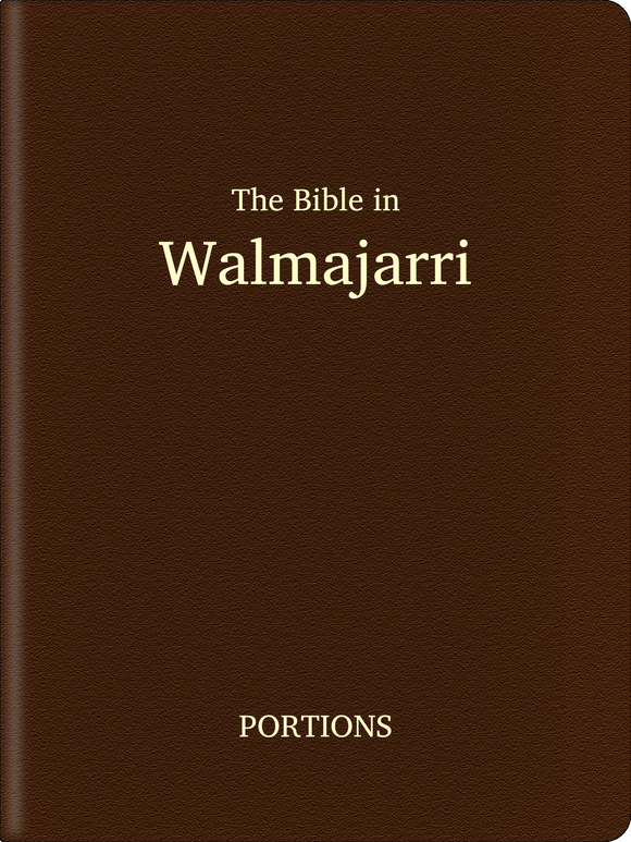 Walmajarri Bible - Portions