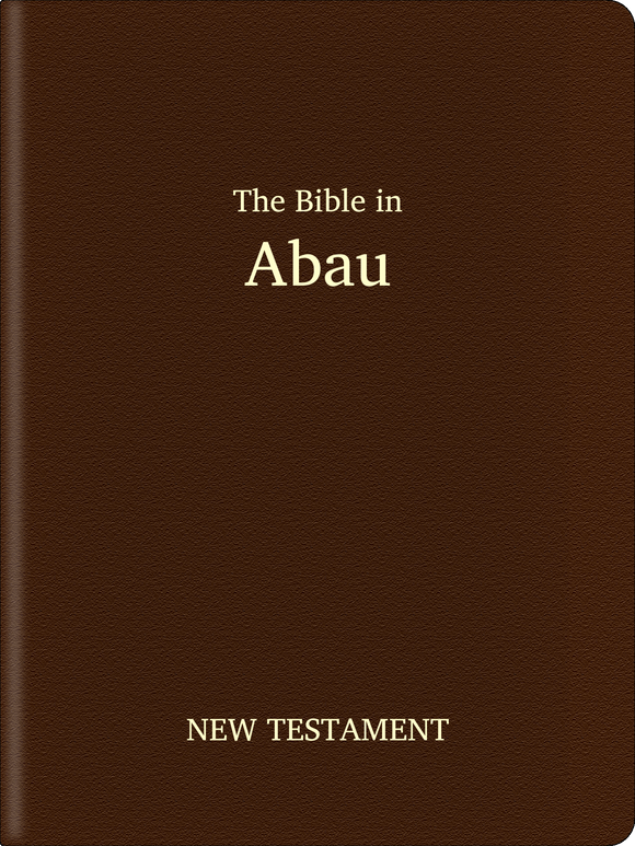 Abau Bible - New Testament