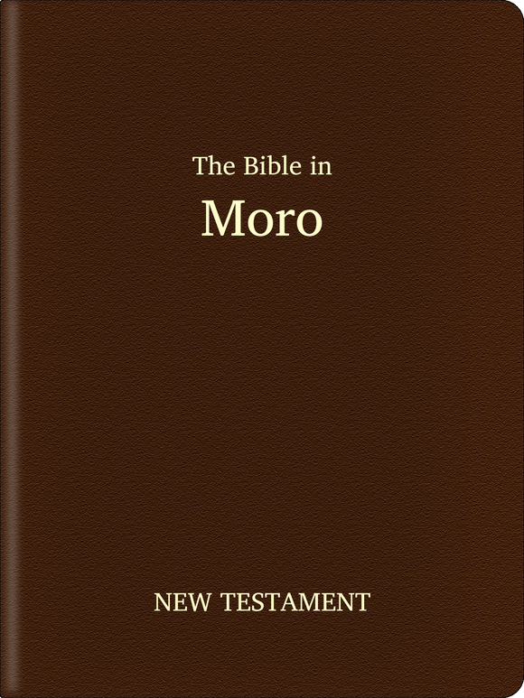 Moro (Moro) Bible - New Testament