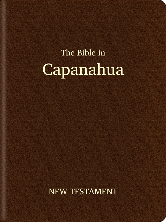 Capanahua Bible - New Testament