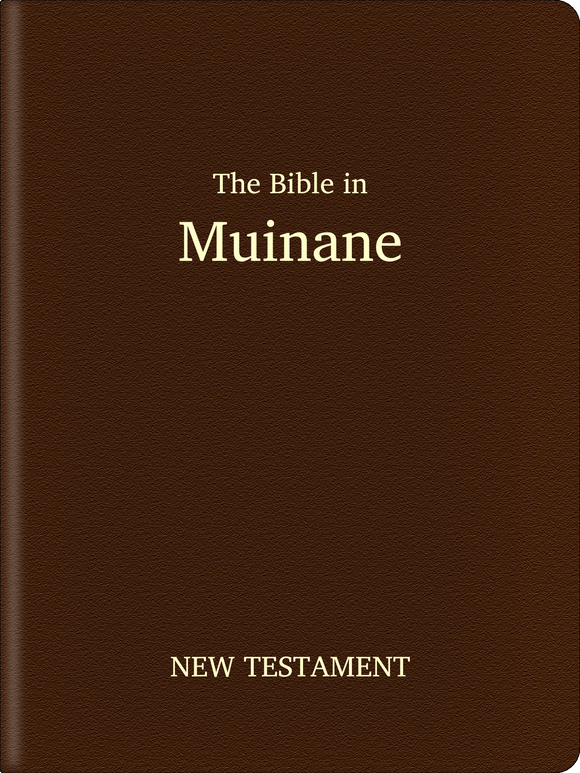 Muinane Bible - New Testament