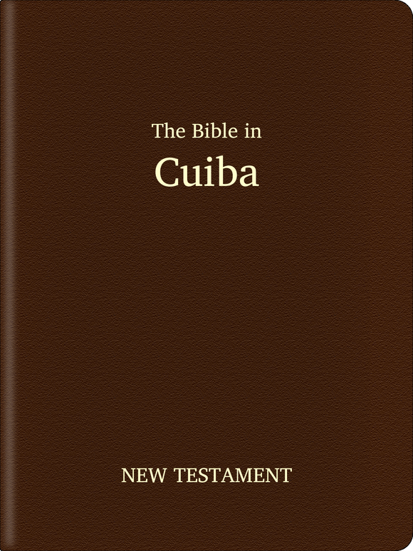Cuiba Bible - New Testament