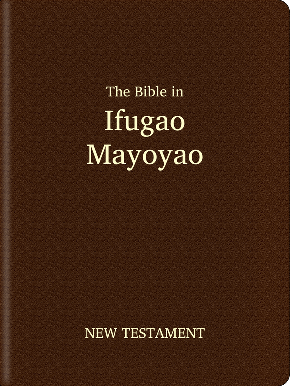 Ifugao, Mayoyao Bible - New Testament
