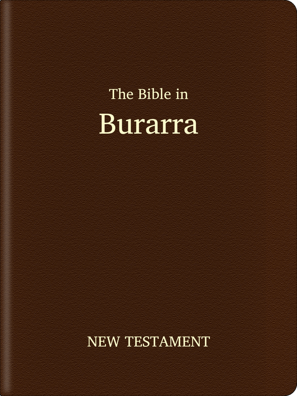Burarra Bible - New Testament